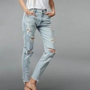 Express High Rise Skinny Jeans Sz.12